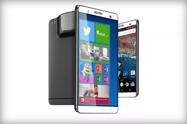 Believe It Or Not, Holofone Phablet Runs Windows 10 And Android.png